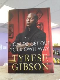 Tyrese Gibson Book/Hardcover