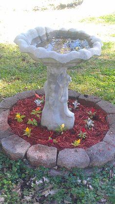 89 Best Bird Bath Garden Images Garden Art Bird Bath Garden