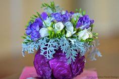 Inside a cabbage;  http://www.facebook.com/tulipinadesign