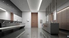 31 Amazing Recommendations For Ada Bathroom, Small Bathroom With Shower, Small Space Bathroom, Bathroom Toilets, Bathroom Ideas, Simple Bathroom Designs, Modern Bathroom Design, Wc Public, Commercial Toilet