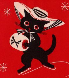 Christmas card illustration?