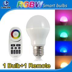 $24.39 (Buy here: https://alitems.com/g/1e8d114494ebda23ff8b16525dc3e8/?i=5&ulp=https%3A%2F%2Fwww.aliexpress.com%2Fitem%2F1-bulb-1-remote-2-4G-RF-rgb-led-remote-bulbs-gu10-E14-e27-4W-6W%2F1000001133323.html ) 1*bulb+1*remote 2.4G RF rgb led remote bulbs gu10 E14 e27 4W 6W milight colors dimmable rgb led light bulbs 6w for just $24.39