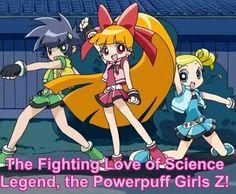 anime powerpuff girls | Anime Powerpuff Girls Z