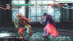 Jin Kazama VS Baek Doo San In A Tekken 6 Match / Battle / Fight This video showcases Gameplay of Jin Kazama VS Baek Doo San In A Tekken 6 Match / Battle / Fight