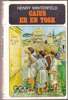 Caius er en tosk - GGG-bøkene av Henry Winterfeld Reading, Books, Libros, Book, Reading Books, Book Illustrations, Libri