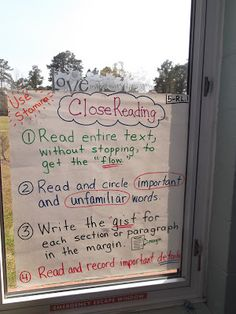 Fantastic Fifth Grade!: Anchor Charts and Student Work