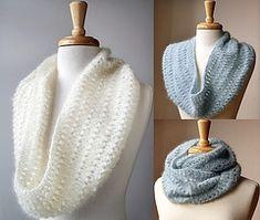 mohair scarf pattern | Mohair Knitting Patterns | Bernat Patterns