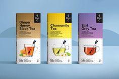 Elixir Teasticks on Packaging of the World - Creative Package Design Gallery Web Design, Label Design, Package Design, Brand Design, Graphic Design, Design Trends, Food Packaging Design, Coffee Packaging, Packaging Design Inspiration