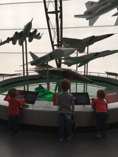 RAF Cosford museum is. Great FREE day out for the kids, with three large hangers packed full of planes and tanks to keep them entertained.