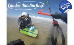 Kitesurfing Lessons in Camber