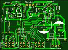 Circuit City, Matrix 1, Electronic Kits, Audio Amplifier, Circuit Diagram, Guitar Amp, Boxes, Mini, Building