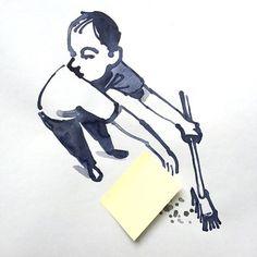 funny illustrations Christoph Niemann 3