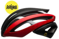 #Bell Zephyr MIPS Helmet > Red - L #From lung-searing cyclocross laps to long days filled with steep climbs, the Bell Zephyr MIPS Helmet fits and feels so good that youll forget its there. Thats the whole point. The most innovative road helmet Bell has ever created follows years of research, analysis and real-world testing. The result? An uncompromising level of performance. Bell Helmet, Road Bike, Bicycle Helmet, Red And White, Feels, Forget, Accessories, Racing, Waterfalls