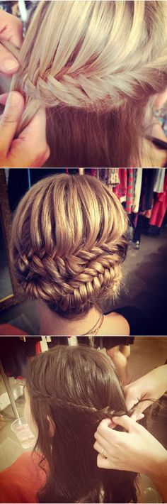 She Lets Her Hair Down: Haircuts, Braids, and Prosecco in NYC