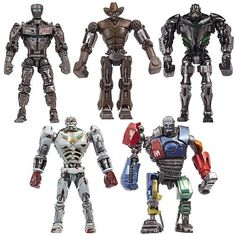 More Real Steel Robots Revealed - ComingSoon.net