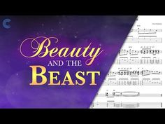 Oboe - Beauty and The Beast - Disney's Beauty and the Beast - Sheet Music, Chords, & Vocals Cello Sheet Music, Free Sheet Music, Music Chords, Oboe, Disney Beauty And The Beast, Disney S, Songs, Learning, Youtube