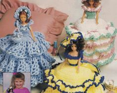 The Southern Belle Collection Summer di VeryMaryKnitCrochet