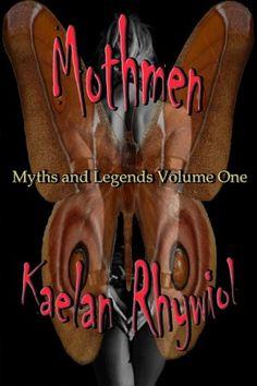Mothmen by Kaelan Rhywiol, erotic book review by the Cara Sutra Pleasure Panel: