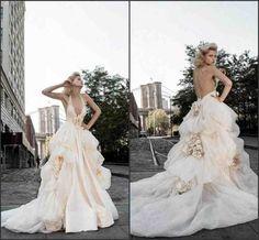 Wedding Dress Designer Pnina Tornai