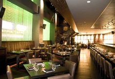 Okku is a japanese restaurant located at Monarch Hotel on Sheikh Zayed Road, Dubai.