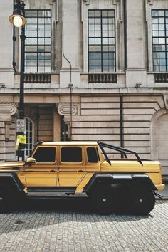 Gold edition luxury cars to inspire you to use such an empowering color. More inspiration at Luxxu Blog