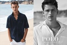 Brad Allen,Kit Butler,Simon Nessman at Soul Artist Mgmt andWerner Schreyer at DNA feature in thePolo Ralph Lauren Spring 2017 Campaign photographed byJosh Olins. Shop Polo Ralph Lauren *spons…