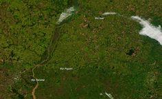 8 fotos feitas pela NASA que mostram o Brasil visto do espaço   Mistérios do Espaço   Onde a astronomia não tem limites