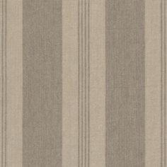 Mill Pond Stripe - Stone/Linen - Vintage Linens - Fabric - Products - Ralph Lauren Home - RalphLaurenHome.com