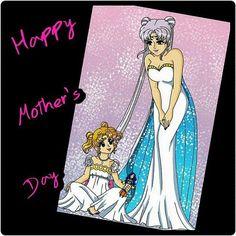 Oiee monnies lindos, td bem!? Hoje é dia das mamães 😍💜👑 nossa rainha, nossa protetora, nossa inspiração, nosso tudo!!! Então nada como uma homenagem as mamães das nossas guerreiras, com uma linda sessão!!! Hi moonies!! Today in Brazil, It's Mommy days 😍😍💜💜😘😘 our queen, our protector, our inspiration, our all !!! So nothing like a tribute to the mothers of our warriors with a beautiful session !!! #usagi #usako #sailormoon #princessserenity #queenserenity #mommykuko…