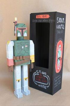 Amanda Visell Star Wars figures