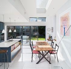 Slot House, London W12   Au Architects   Archinect