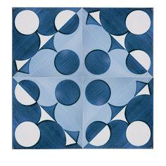 4 Tiles Design N°4 by Giò Ponti - Shop Ceramica Pinto online at Artemest