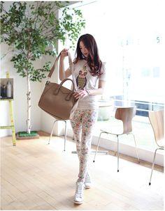 Cute Owl Tee Shirt    #tshirt #owl #cute #fashion #style #kooding #koreanclothes #koreanfashion #koreanstyle
