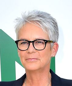 Image result for jamie lee curtis haircut