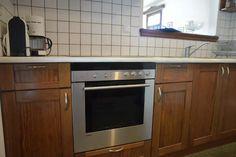 Aegean Sea Villa - Βίλες προς ενοικίαση στην/στο Magnisia Kitchen Cabinets, Kitchen Appliances, Wall Oven, Room, Home Decor, Diy Kitchen Appliances, Bedroom, Home Appliances, Decoration Home