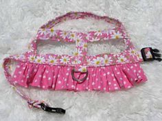 how to make dog harness pattern - Google Search