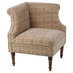 Halley Corner Accent Chair