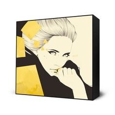 $28.00 Gold Art Block, $28, now featured on Fab.