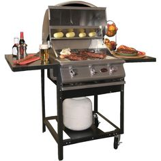 Who's ready to fire up their propane grills this weekend for Labor Day?! #CookinOut #Burgers #Hotdogs #PropaneGrillin