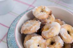 Receta del tradicional dulce gallego, melindres. Propio de la localidad de Melides, pequeñas pastas de anís propias de Semana Santa y Pascua