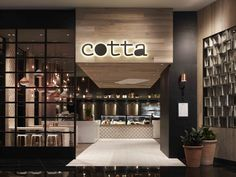 Cotta Cafe | Mim Design.