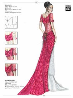 Sequences of Fashion Design drawing book 1