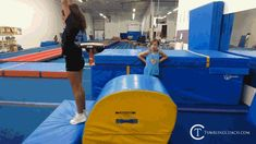 22 drills to help you master the standing back handspring in the fastest and most efficient manner without mental blocks! Gymnastics Lessons, Preschool Gymnastics, Boys Gymnastics, Gymnastics Floor, Tumbling Gymnastics, Gymnastics Coaching, Back Handspring Drills, Flick Flack, Thigh Exercises