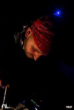 Quarion Tribe - Party Marche Region - April 18th 2015 - console