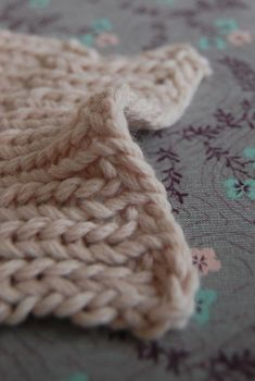 a better way to bind off - tutorial