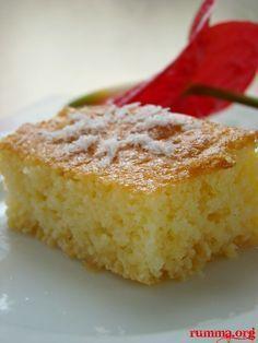 Köstliche Desserts, Delicious Desserts, Yummy Food, Paleo Carrot Cake, Kreative Desserts, Cake Recipes, Dessert Recipes, Semolina Cake, London Cake