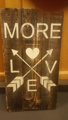 Hand made reclaimed wood decor.  Email me at lovemadethisdecor@gmail