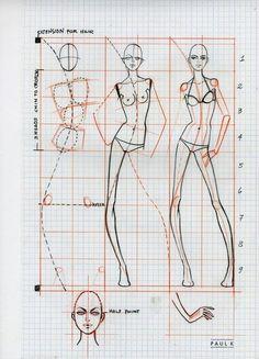 Шаблоны женских фигур в движении | 87 фотографий | ВКонтакте