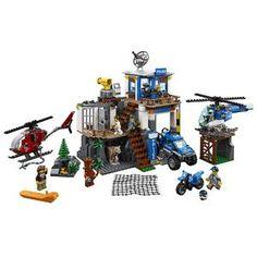 32 Najlepších Obrázkov Z Nástenky Lego City V Roku 2019
