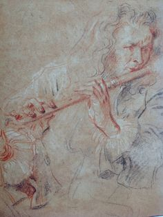 And The Splendor Is Without End: Watteau: The Drawings Review